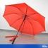 Paraguas con el logo de su empresa