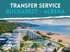 Bucharest Albena Taxi Transfer Service